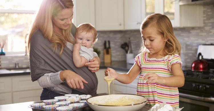 Machen Sie Ihre Küche für Ihre Kleinsten kindersicher
