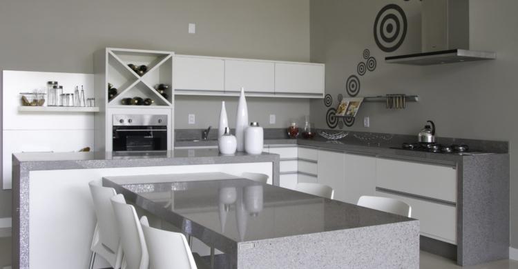 Topmoderne Küchen von Designern hier entdecken