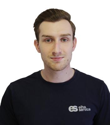 Elha Service Techniker Michael Maier