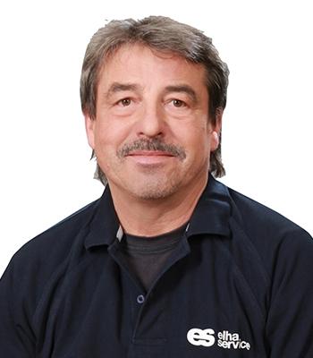 Elha Service Monteur Wolfgang Koschek