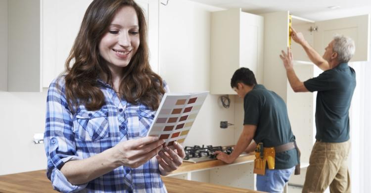 So renovieren Sie eigenständig Ihre Küche