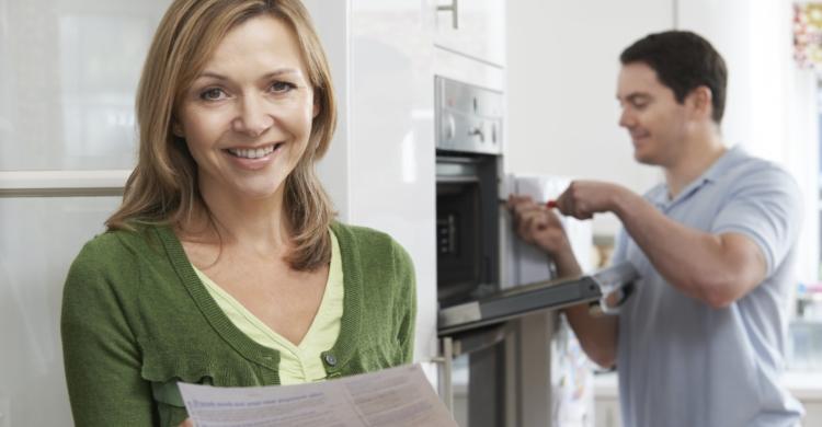 Moderne Küchengeräte fr moderne Küchen - So bauen Sie Küchengeräte ein