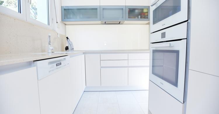 Grifflose Küchen - modern, elegant und zeitlos | Elha Service