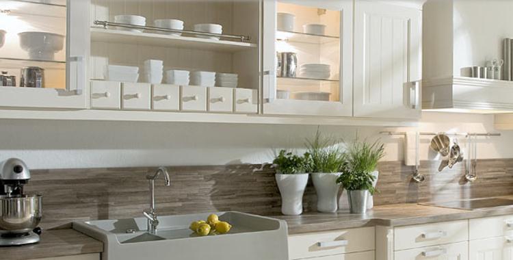 Küchen im Landhausstil