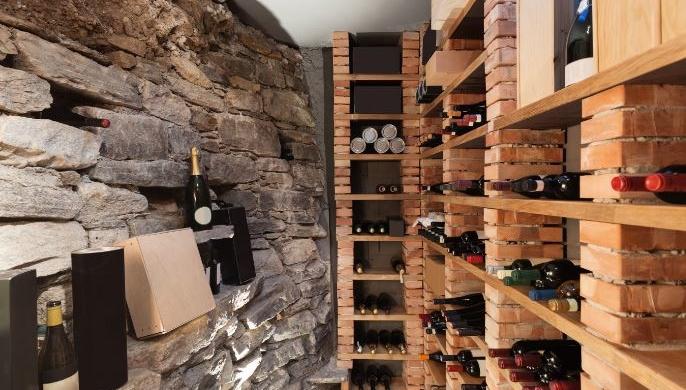 Wein im privaten Keller lagern - Elha-Service
