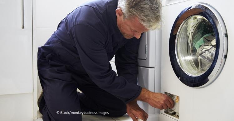 Pumpe wechseln Waschmaschine - Elha Service