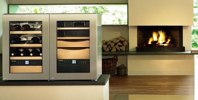 Kühlschrank im Wohnbereich | Elha-Service München