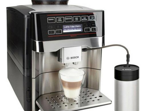 Ratgeber Kaffeemaschine Bosch TES603F1D - 1
