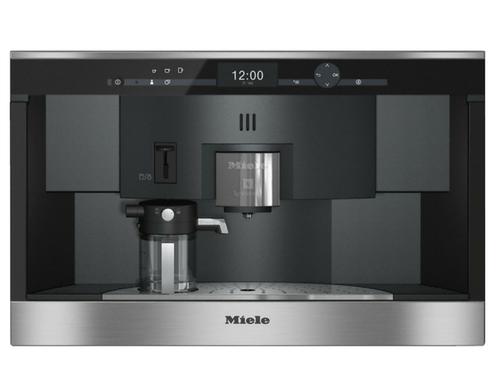 Ratgeber Kaffeemaschine - Miele Einbau-Kaffeevollautomat mit Nespresso-System 5