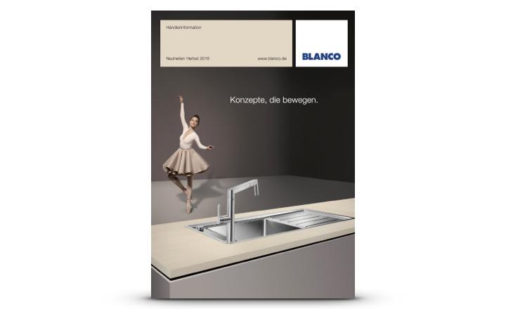 Blanco Küchen Prospekt