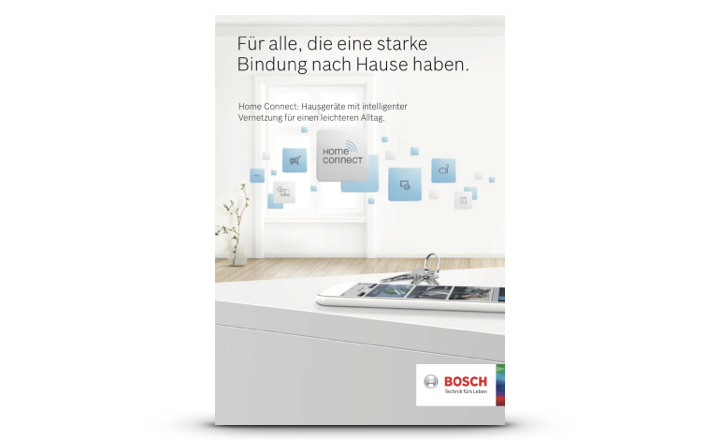 Bosch Home Connect Broschüre
