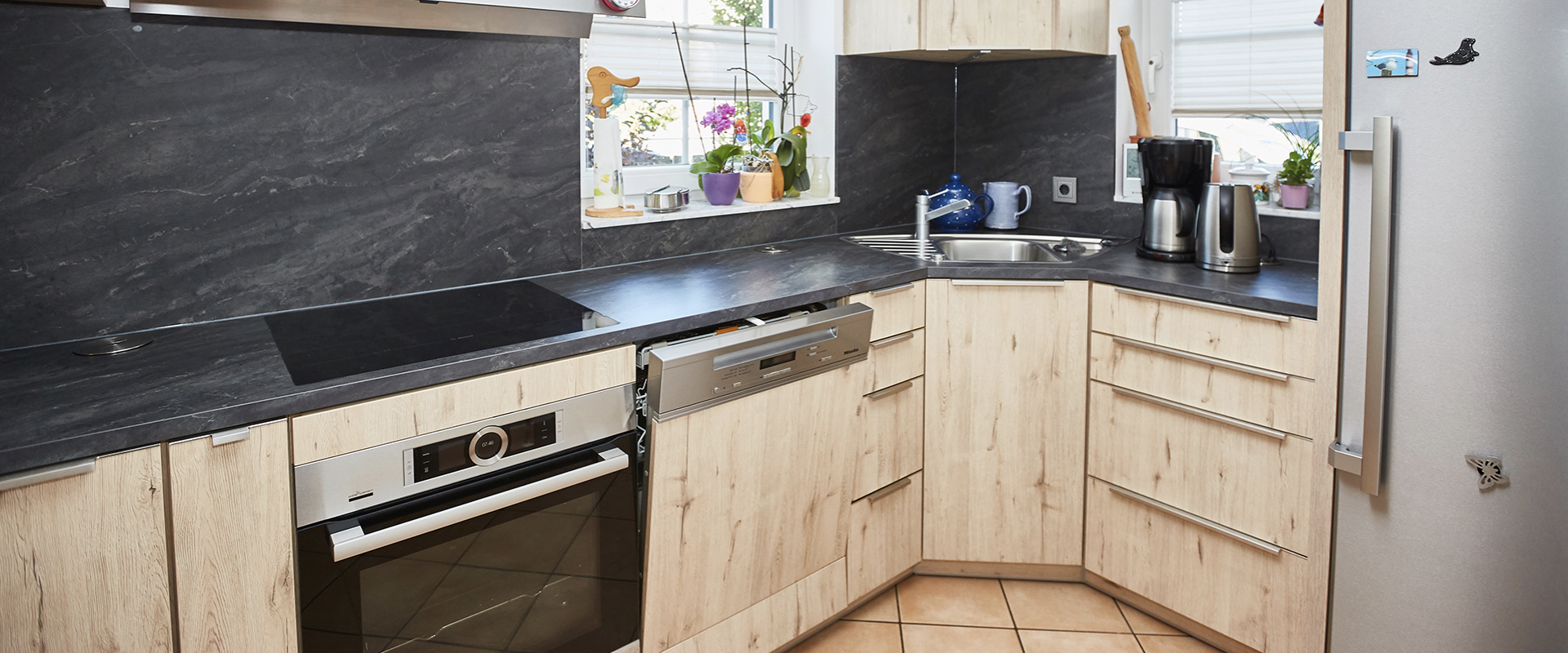 Klassische Küchen für Ihr Eigenheim | Elha Service