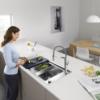 Entdecken Sie bei Elha Service Design Spülbecken & holen Sie sich einen Eye-Catcher in die Küche
