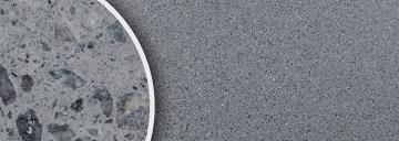 B5002 Terazzo grau feinrau