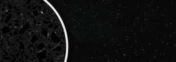 B5101 Schwarz spiegel poliert