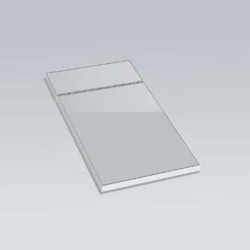 Grau Metall matt RAL 9006 (ML13)