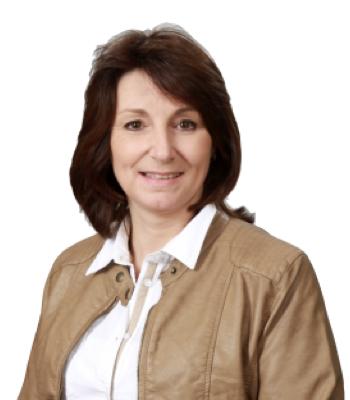 Elha Service Sekräterin Karin Krimmer
