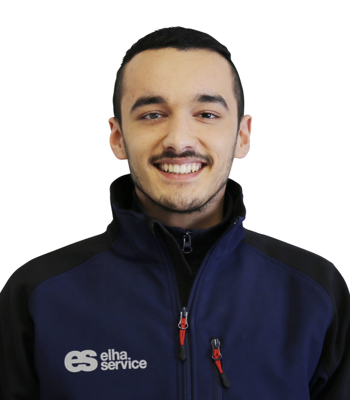 Elha Service Techniker Ibrahim Özlü