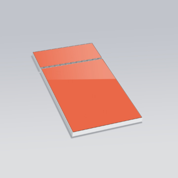Orange RAL 2001 (LB7)