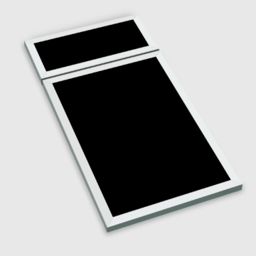 Schwarz RAL 9005 (LB8)