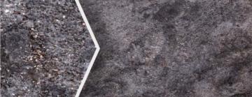 a0435 Black Graphite Satiniert