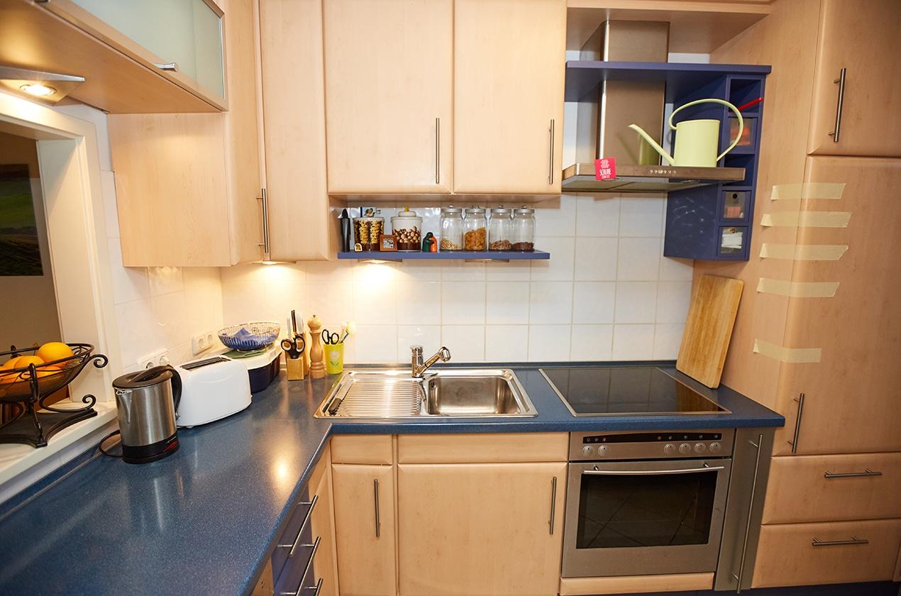 Fein Home Depot Unvollendet Küchenschränke Bilder - Ideen Für Die ...