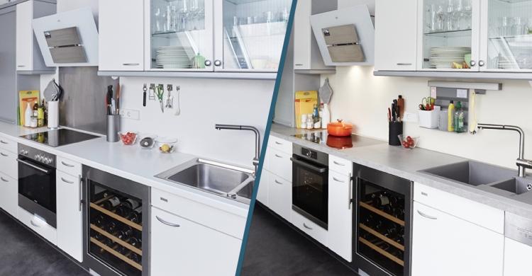 Küchenumbau in München - Ein Projekt der Küchenprofis von Elha Service