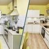 Küche umbauen in München: Vorher Nachher Beispiel im Haus