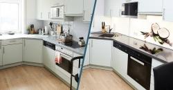 Küchenrenovierung münchen  Küchenprojekte von Elha Service - Ihrem Küchenstudio in München