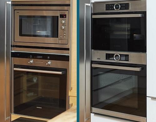 Alter Backofen vs. neuer Backofen - Küche aufpeppen