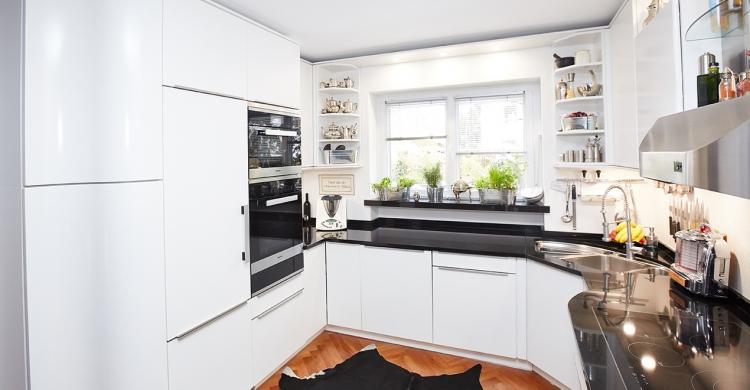 neue Küchenfronten bei Welte
