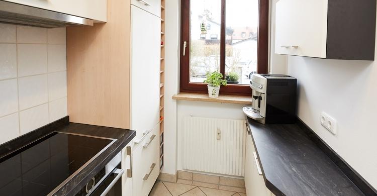 Küche veschönern mit neuer Arbeitsplatte