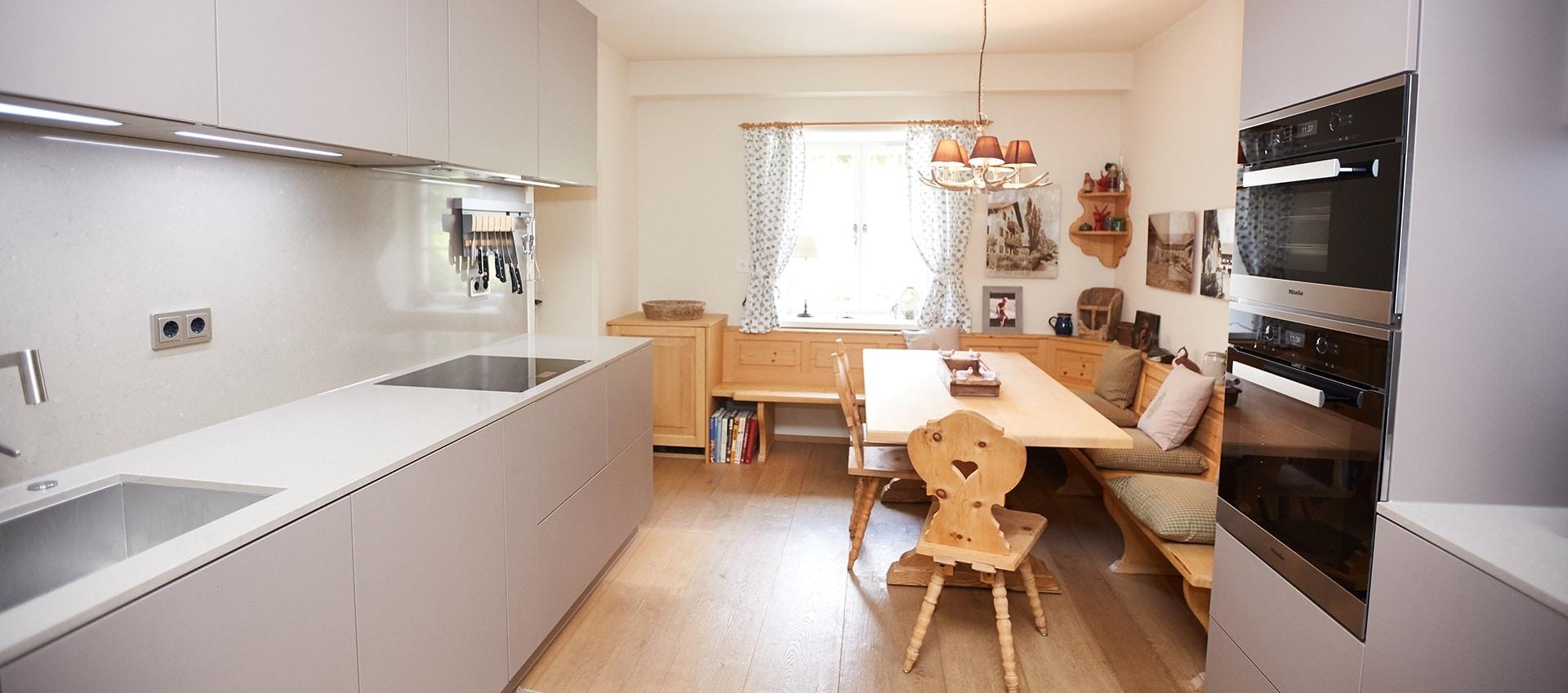 Hochwertige Einbauküchen in München | Elha Service