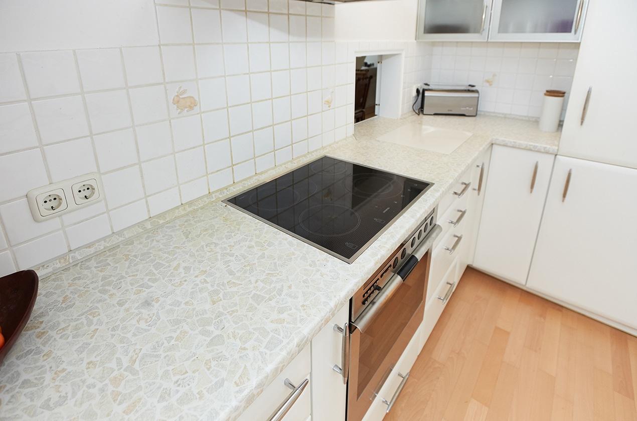 Kuchenrenovierung In Munchen Einfach Geplant Elha Service