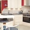 Holz ist robust, langlebig und verleiht Küchen gleichzeitig eine behagliche Wärme. In diesem Projekt wurde die Küche der Kundin Marita W. renoviert und durch verschiedene Elemente ein modernes Aussehen gegeben