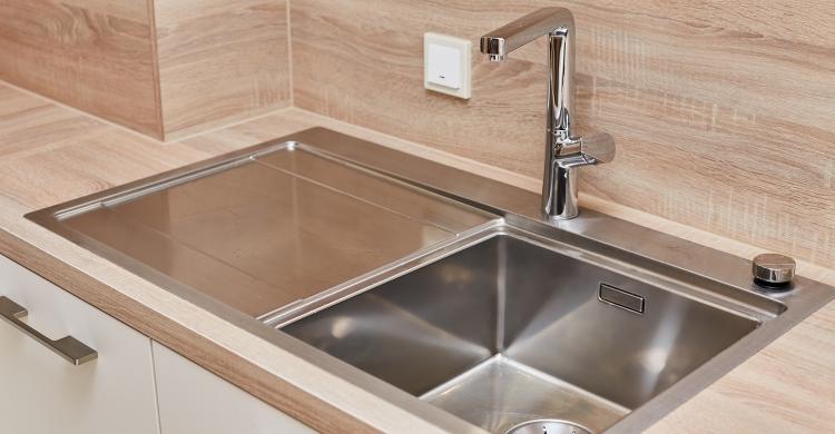 barrierefreien Küche-spülbecken