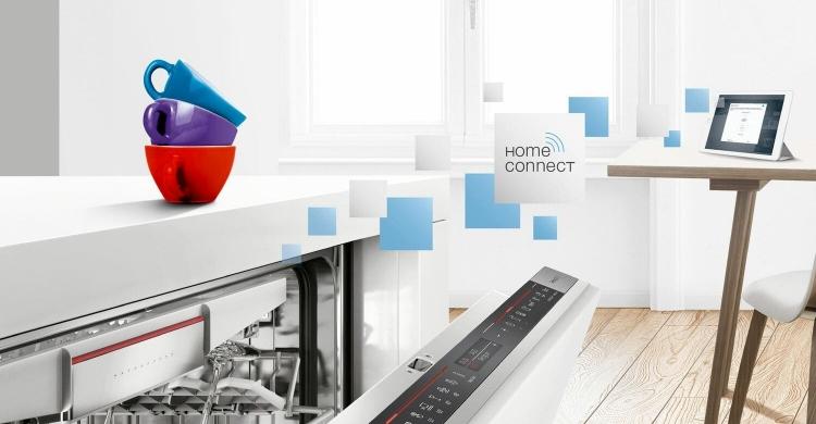 smart-home-küche-geschirspüler
