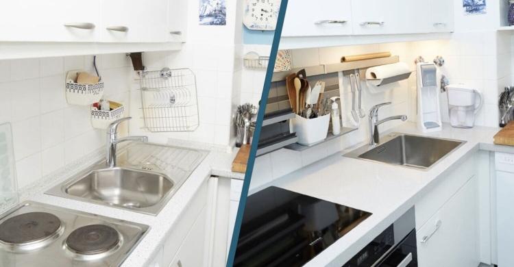 Küche-neue-Fronten