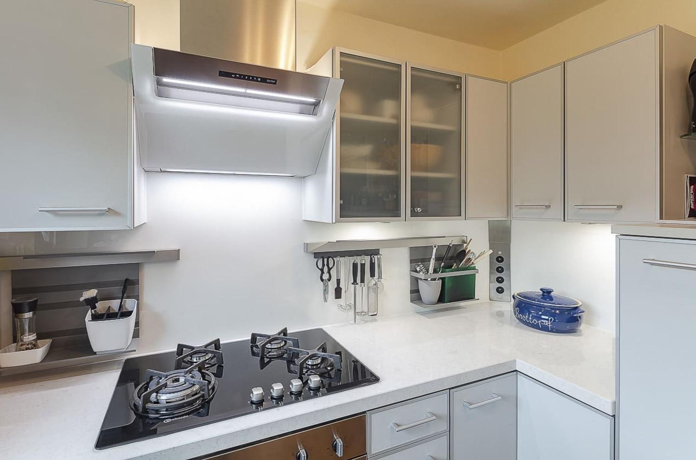 kleine Küche planen - Beispiel 3