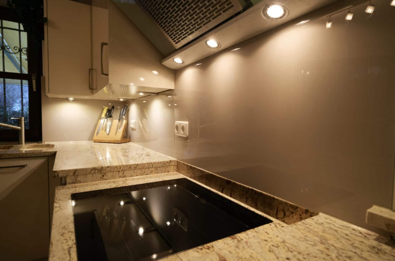 Led Küche Beleuchtung es Küchen