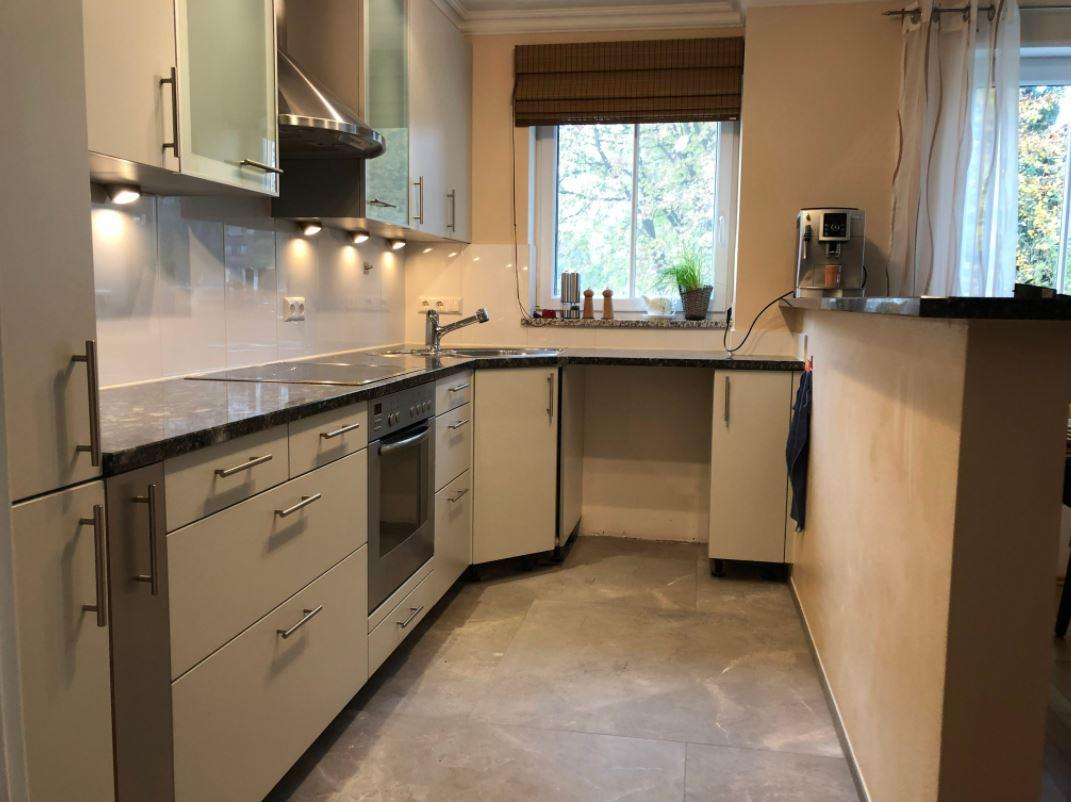 Küchenrenovierungen - vorher - Elsa P