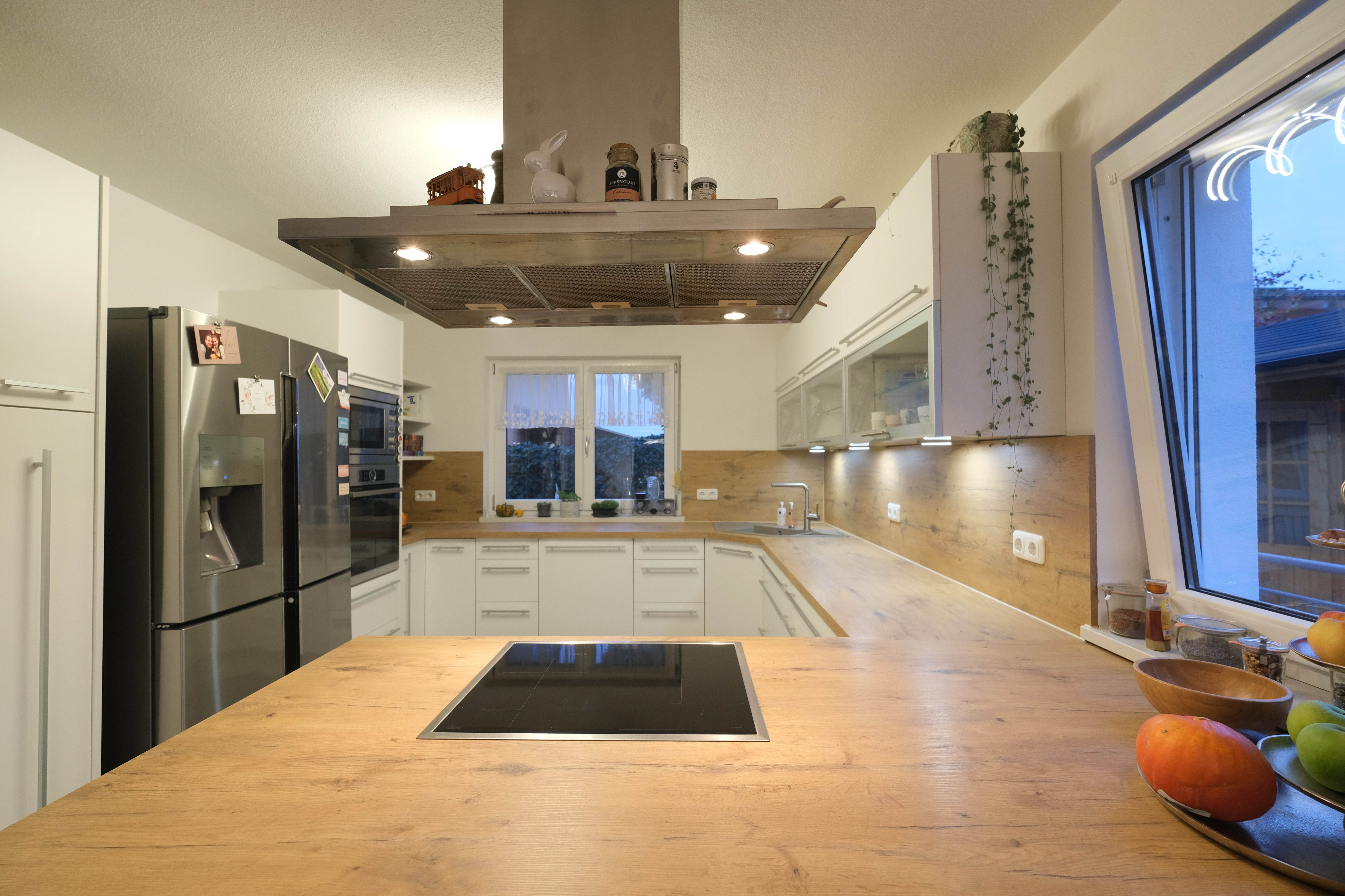nachher küchenrenovierung