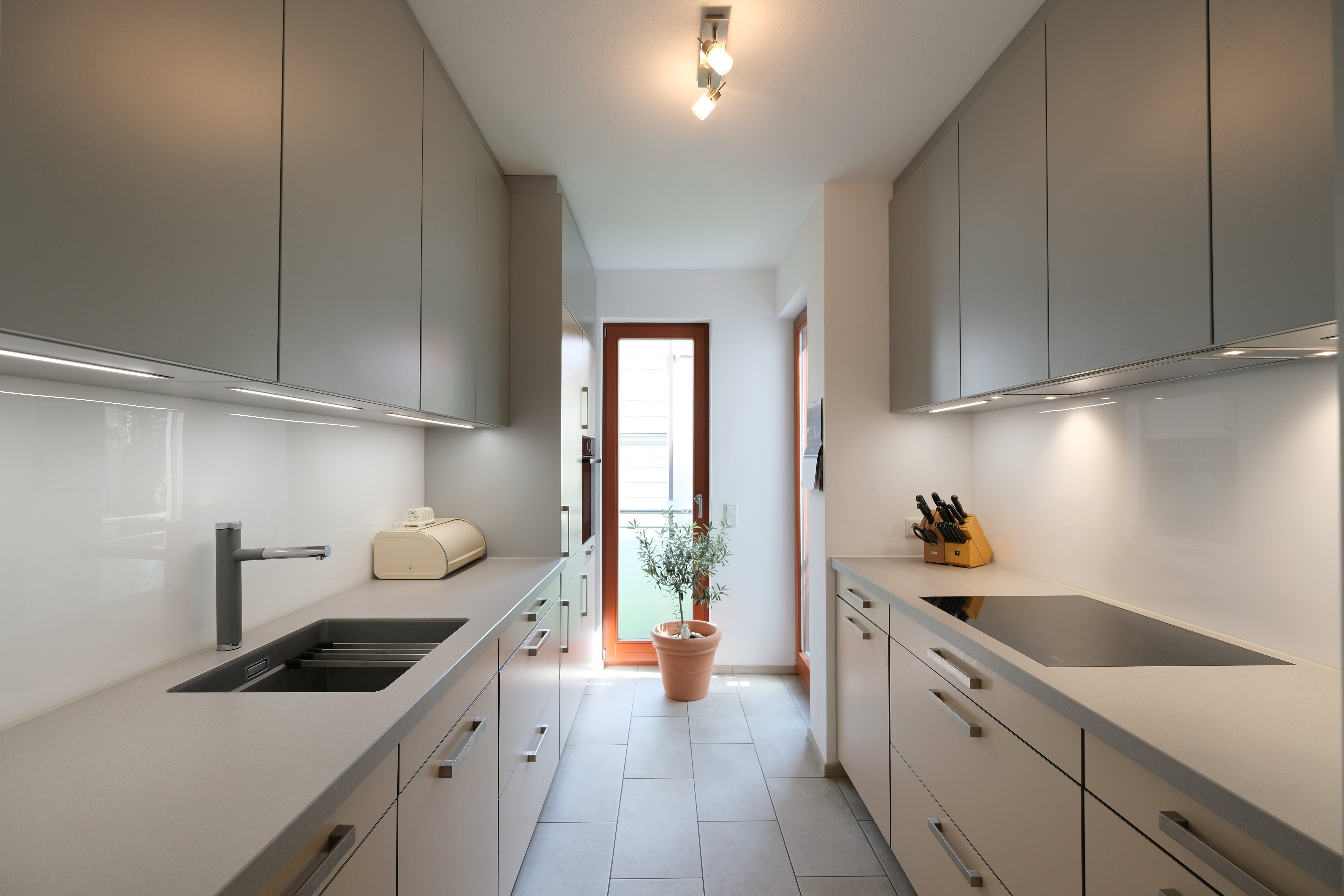 Küchenprojekt Robert G. - Komplettansicht